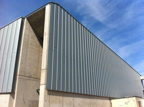 Corrugated Vs Sureclad Roof And Wall Cladding Entegra