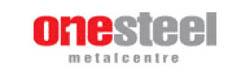 one steel logo