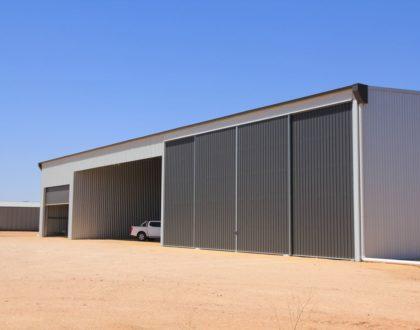 workshop shed